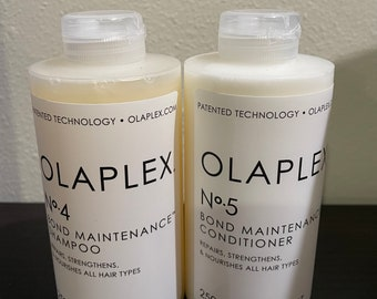Olaplex N#4 and 5 Bonding Maintenance Care 8.5 fl Oz - Free Shipping + Authentic