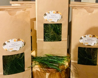 Pine Needle Tea Bags Wild Suramin ORGANINC Fresh Immunity Boosting Vitamin A & C