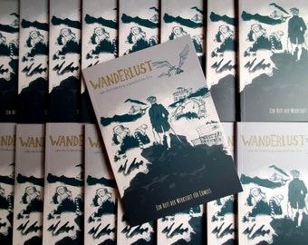 Wanderlust - Anthology of the Workshop for Comics 2020