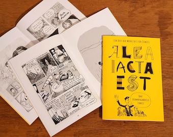 Alea iacta est - Anthology of the Workshop for Comics 2019