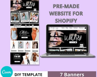 website templates shopify