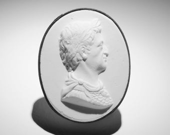 Agathocles, 361 - 290 B.C. , Kamee/Intaglio/Plaster cast,