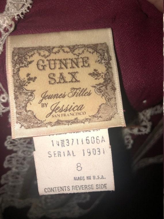 Girls Gunne Sax Dress Size 8 - image 2