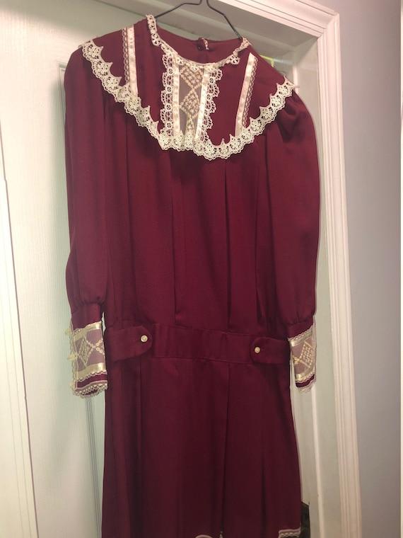 Girls Gunne Sax Dress Size 8 - image 1