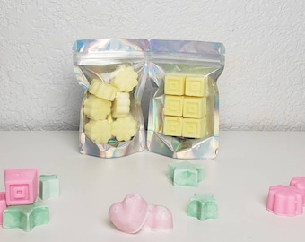Pineapple Sage Soy Wax Melts | Scented Wax Melts | Non-Toxic Soy Wax Melts | Fruity Wax Melts