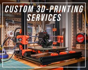 3D Printing   Professional Services   High Quality FDM Prints