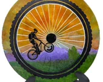 Bicycling in the Round