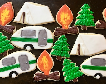 Happy Camper Set (One Dozen)