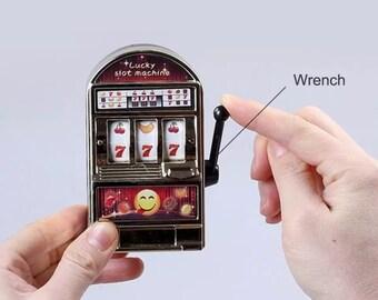 Jackpot Mini Slot Machine Antistress Toys Games