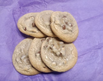 Grandmother Patterson's Chocolate Chip Cookies (SOY FREE)