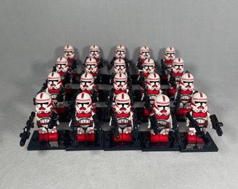 Starwars Coruscant Guard lot of 20