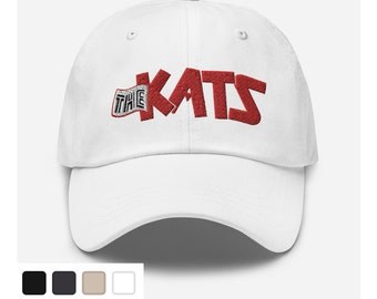The Kats Embroidered Hat
