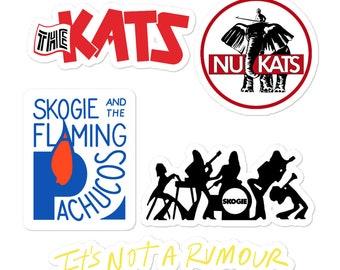 All Bands + Rumour Sticker Sheet
