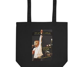 It's Not a Rumour Book Cover Eco Tote Bag