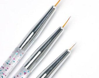 1pc Eyeliner brush   Eye Brush   Detailed Eyeliner Brush