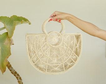Maya Straw Bag