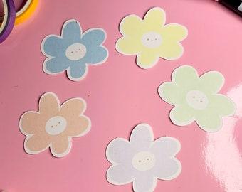 Flowers Sticker Bundle, Sticker Bundle, Cute Stickers, Flowers, Aesthetic Stickers