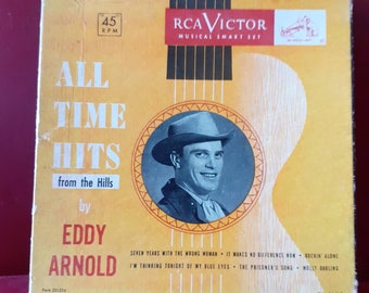 Eddy Arnold:All Time Hits From The Hills