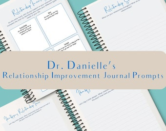 Teen Relationship Improvement Journal Prompts