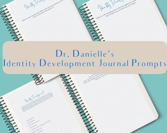 Teen Identity Development Journal