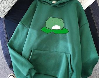 Frog hoodie hooded new gift new unisex hoodie