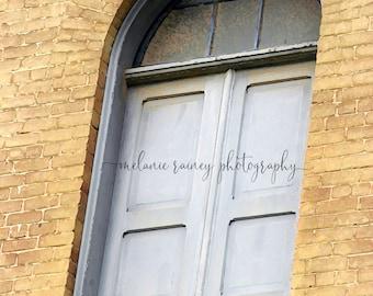 Old Door - Angel Island, Digital Download, Angel Island Wall Art, Angel Island Photography, Vertical Print, Instant Download