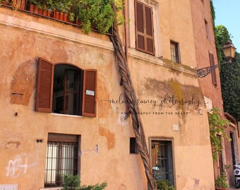 Streets of Rome, Digital Download, Italy Wall Art, Italy Photography, Rome, Travel Photo, Vertical Print, Instant Art, Instant Download