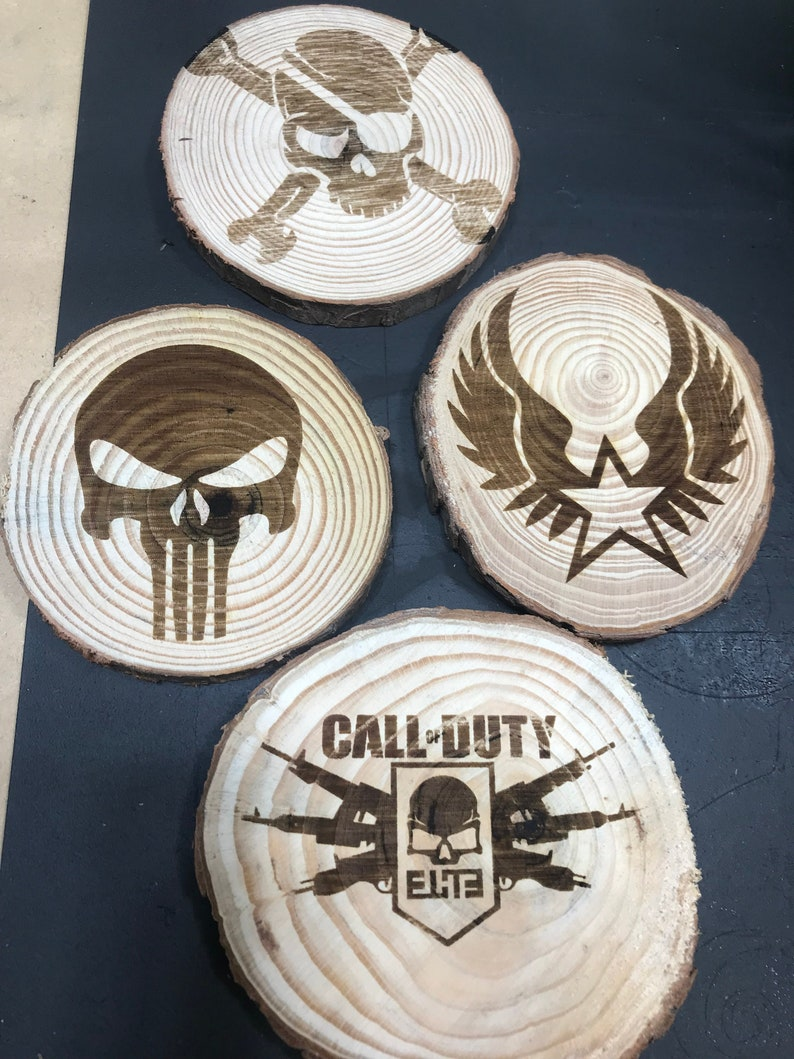 13. Call of Duty Coasters