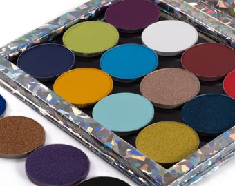 Single Individual Eyeshadows for Magnetic Palette