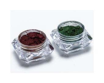 Duo chrome Eyeshadow Color Changing Pigments Kit 1