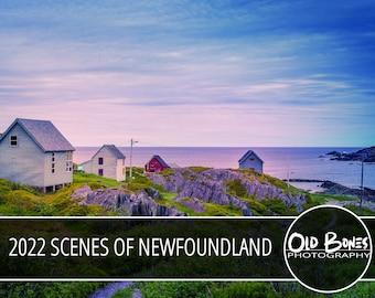 2022 Scenes of Newfoundland Calendar