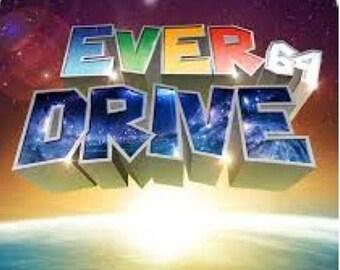 Everdrive 64 v2 / v3 / X7 N64 Complete USA 400 Game Library Set SDCard Image DVD