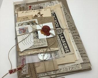Stationery kit for bullet journal / scrapbooking