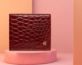 | Skin Man Wallet | Men's Wallet Stylish Gentleman Wallet