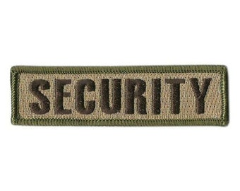 """Buckup Tactical Patch Hook Security Patches 3.75X1"""""""
