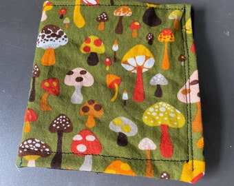 Funky Mushroom Wallet