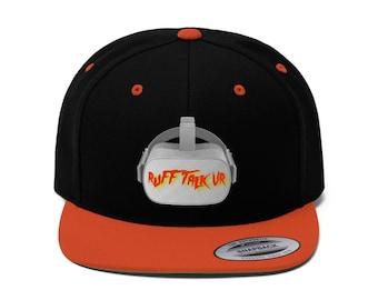 Ruff Talk VR Flat Bill Hat