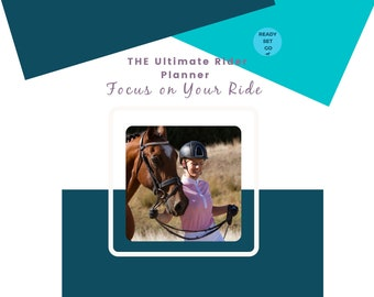 The Ultimate Rider Planner & Ready Set Go  Digital Download