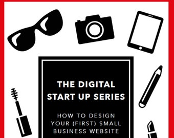 How to Design your (First) Small Business Website Toolkit