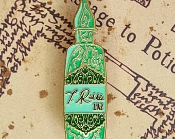 T. Riddle Memory Vial