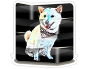 Doge Shiba inu Stickers