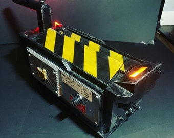 Ghostbusters Afterlife Ghost trap replica with lights and sounds