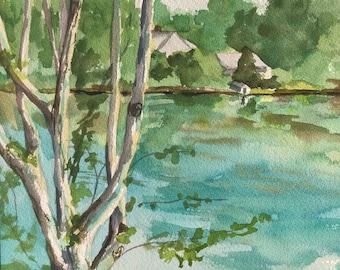 Kelleys Pond, West Dennis, Cape Cod