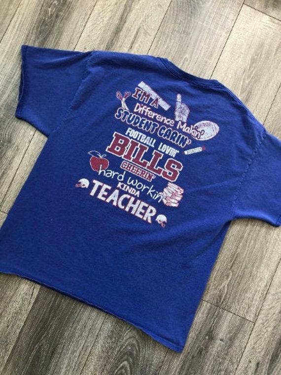 Buffalo Bills Shirt, Buffalo Bills Football Short