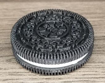 Chocolate Cream Cookie Haptic Fidget Toy