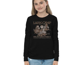 2020 Kid's Sizes – Long Sleeve Shirt