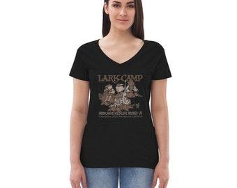 2020 Adult Sizes – Women's V-Neck T-Shirt
