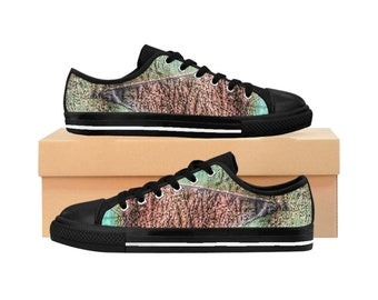 Canvas Sneakers Women, Printed Sneakers, Casual Canvas Shoes, Fashion Canvas Women Sneakers, Summer Women Shoes, Trendy Sneakers Gifts