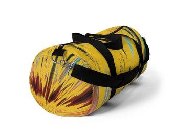 Duffel Bag, Sports Duffle Bag, Gym Bag, Travel Duffel with Adjustable Strap, Medium Duffel Bag, Gym Duffle, Outdoor Duffle Bag, Duffle Art