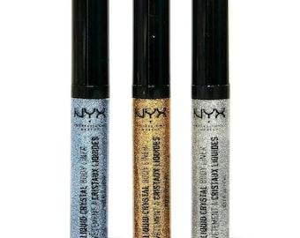NYX Liquid Crystal Body + Eye Liner